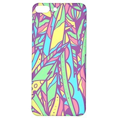 Feathers Pattern Iphone 7/8 Plus Soft Bumper Uv Case by Sobalvarro