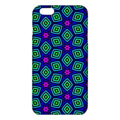 Seamless Pattern Pattern Purple Stars Iphone 6 Plus/6s Plus Tpu Case