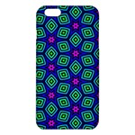 Seamless Pattern Pattern Purple Stars iPhone 6 Plus/6S Plus TPU Case Front