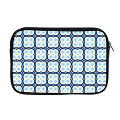 Pattern Design Art Scrapbooking Geometric Cubes Apple Macbook Pro 17  Zipper Case by Vaneshart