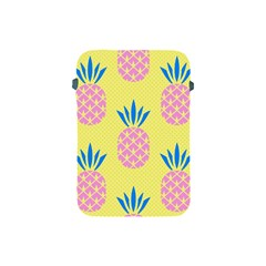 Summer Pineapple Seamless Pattern Apple Ipad Mini Protective Soft Cases by Sobalvarro