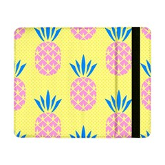 Summer Pineapple Seamless Pattern Samsung Galaxy Tab Pro 8 4  Flip Case by Sobalvarro
