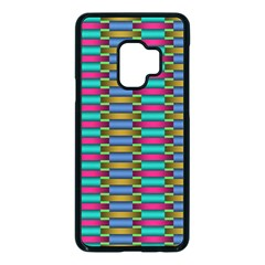 Seamless Tile Pattern Samsung Galaxy S9 Seamless Case(black) by HermanTelo