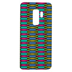 Seamless Tile Pattern Samsung Galaxy S9 Plus Tpu Uv Case by HermanTelo