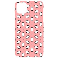 Pink Background Texture Iphone 11 Pro Max Black Uv Print Case by Mariart