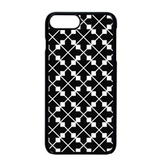 Abstract Background Arrow Iphone 8 Plus Seamless Case (black)