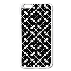 Abstract Background Arrow Iphone 6 Plus/6s Plus Enamel White Case by HermanTelo
