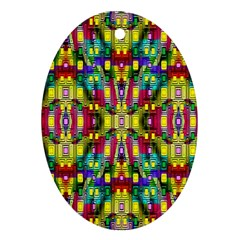 Ab 106 Ornament (oval) by ArtworkByPatrick