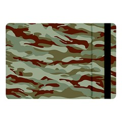 Brown And Green Camo Apple Ipad Pro 10 5   Flip Case by McCallaCoultureArmyShop