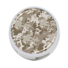 Tan Army Camouflage 4-port Usb Hub (one Side) by mccallacoulture
