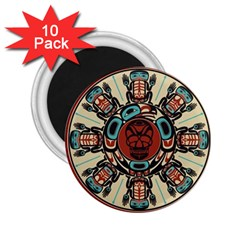 Grateful Dead Pacific Northwest Cover 2 25  Magnets (10 Pack)  by Sapixe