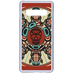 Grateful Dead Pacific Northwest Cover Samsung Galaxy S10 Plus Seamless Case(white)