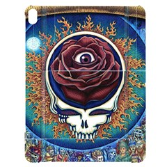 Grateful Dead Ahead Of Their Time Apple Ipad Pro 12 9   Black Uv Print Case by Sapixe