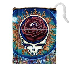 Grateful Dead Ahead Of Their Time Drawstring Pouch (4xl)