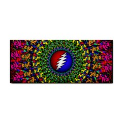 Grateful Dead Hand Towel by Sapixe