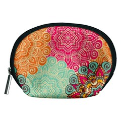 Art Abstract Pattern Accessory Pouch (medium)