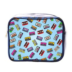 Retro Look Mini Toiletries Bag (one Side)