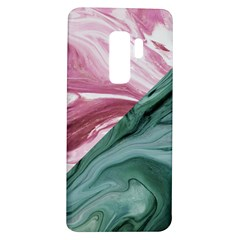 Abstract Marble Pattern Samsung Galaxy S9 Plus Tpu Uv Case