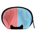 Sneaky cat Accessory Pouch (Medium) Back