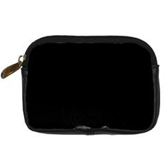 Who Is There? Digital Camera Leather Case