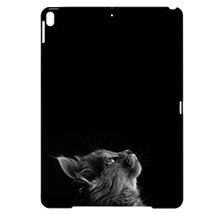 Who Is There? Apple Ipad Pro 10 5   Black Uv Print Case