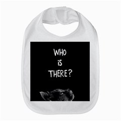 Who Is There? Bib