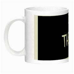 Who Is There? Night Luminous Mugs