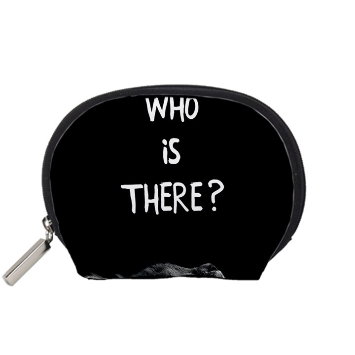 Who is there? Accessory Pouch (Small)