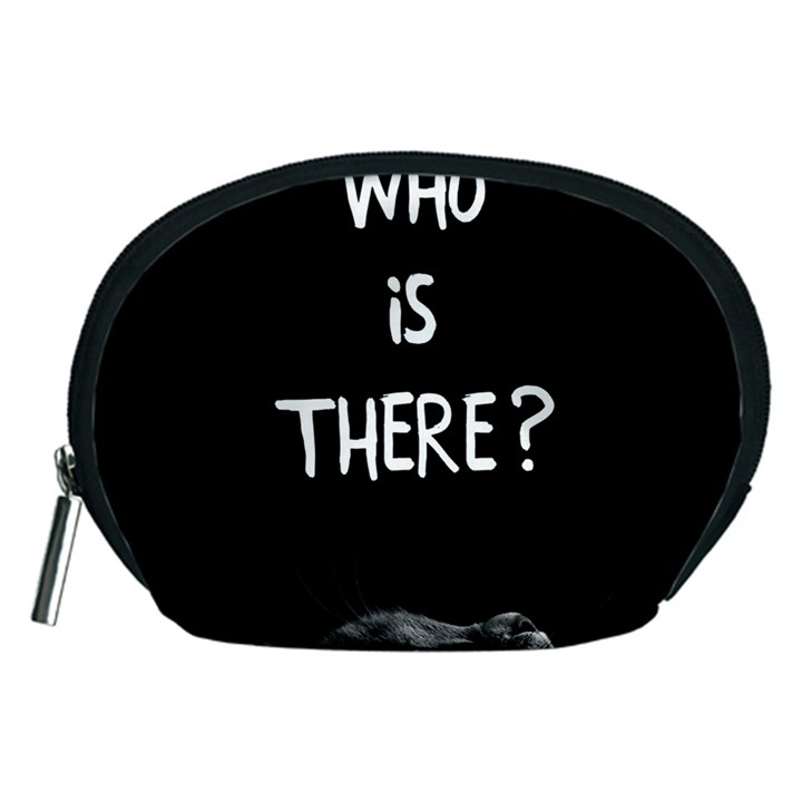 Who is there? Accessory Pouch (Medium)