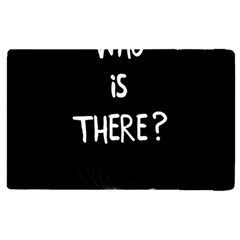 Who Is There? Apple Ipad Pro 9 7   Flip Case