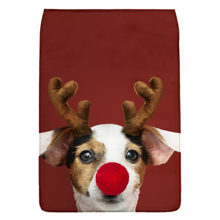 Christmass deer Removable Flap Cover (S)
