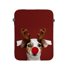 Christmass Deer Apple Ipad 2/3/4 Protective Soft Cases