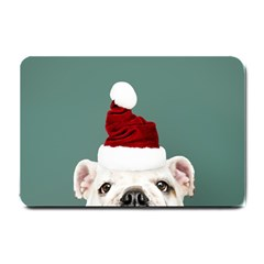 Santa Dog Small Doormat