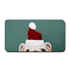 Santa Dog Medium Bar Mats