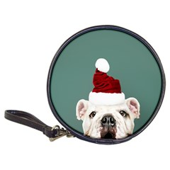 Santa Dog Classic 20 Cd Wallets