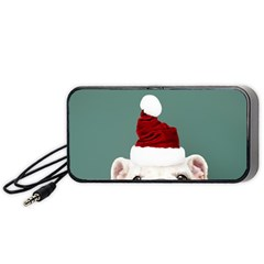 Santa Dog Portable Speaker