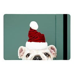 Santa Dog Apple Ipad Pro 10 5   Flip Case