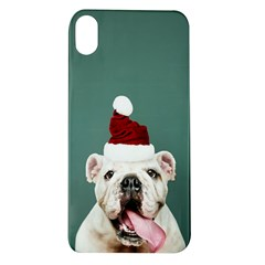 Santa Dog Apple Iphone Xr Tpu Uv Case
