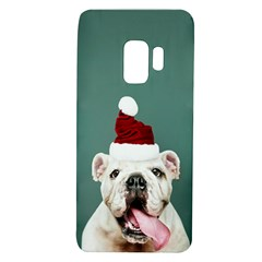 Santa Dog Samsung Galaxy S9 Tpu Uv Case