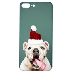 Santa Dog Iphone 7/8 Plus Soft Bumper Uv Case