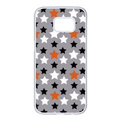 All Star Basketball Samsung Galaxy S7 Edge White Seamless Case by mccallacoulturesports