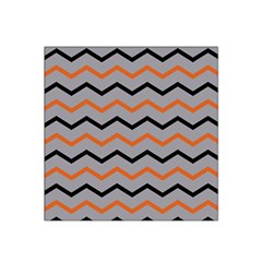 Basketball Thin Chevron Satin Bandana Scarf