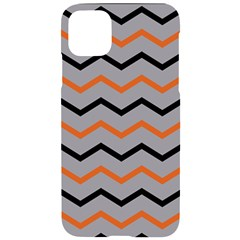 Basketball Thin Chevron Iphone 11 Pro Max Black Uv Print Case by mccallacoulturesports