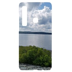 Lake Wallenpaupack Samsung A9 Black Uv Print Case by canvasngiftshop
