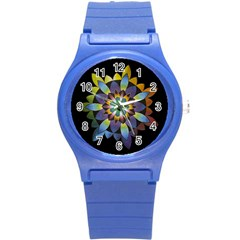 Authentic 24/7 Plastic Sport Watch (small) by idjy