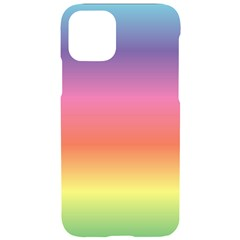 Rainbow Shades Iphone 11 Pro Black Uv Print Case