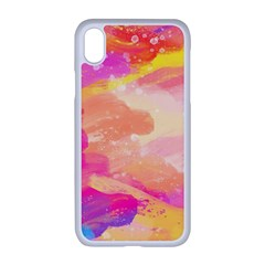 Colourful Shades Iphone Xr Seamless Case (white) by designsbymallika