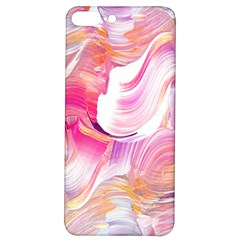 Pink Paint Brush Iphone 7/8 Plus Soft Bumper Uv Case