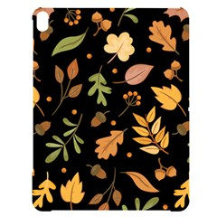 Autumn Love Apple Ipad Pro 12 9   Black Uv Print Case by designsbymallika