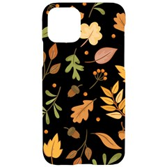 Autumn Love Iphone 11 Pro Black Uv Print Case